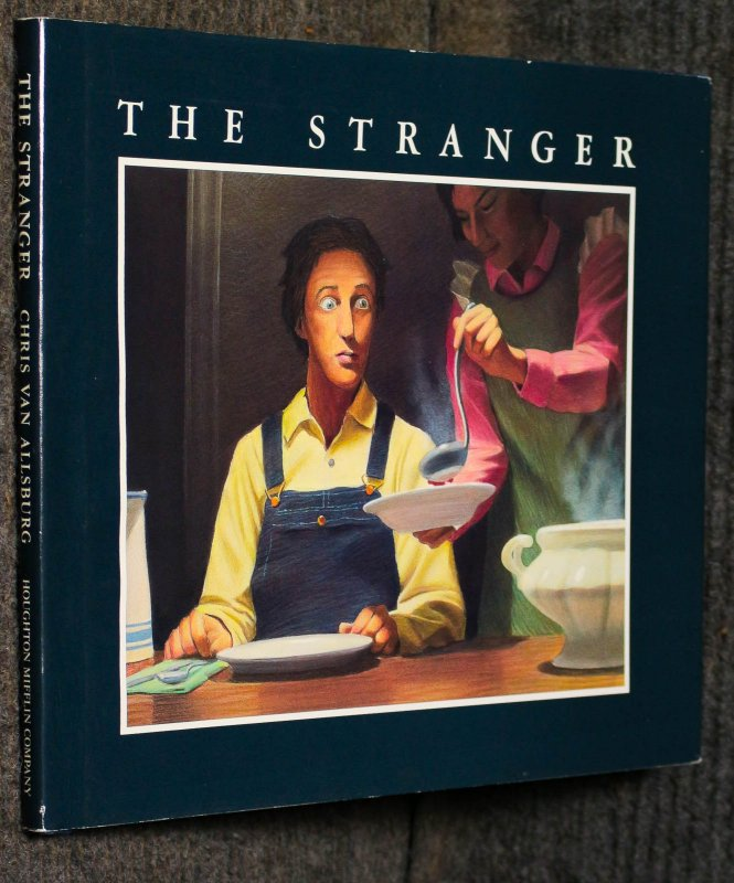 Image for The Stranger 1st 1st Signed