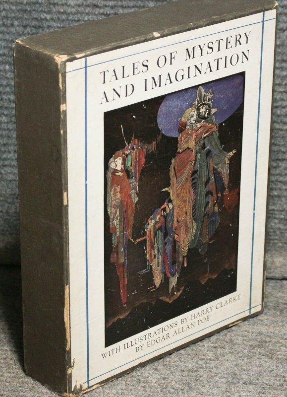 Image for Tales Of Mystery And Imagination. [ In Box W/ Dj]