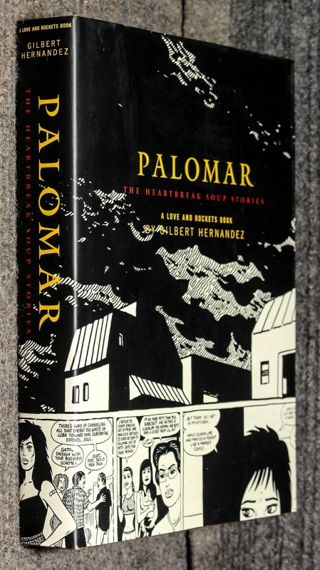 Image for Palomar: The Heartbreak Soup Stories.