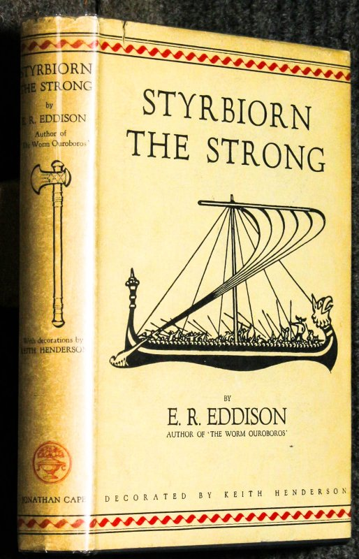 Image for Styrbiorn The Strong