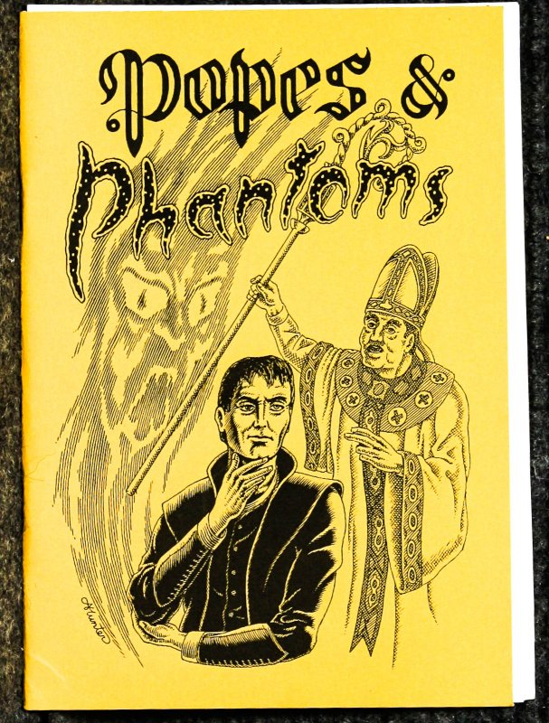 Image for Popes And Phantoms [ Psychic Sleuths, Haunted Library] With Haunted Library Newsletter And Catalogue Of 1992
