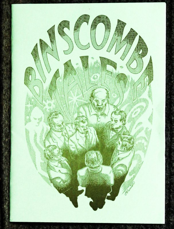 Image for Binscombe Tales – Sinister Saxon Stories [ Psychic Sleuths, Haunted Library]