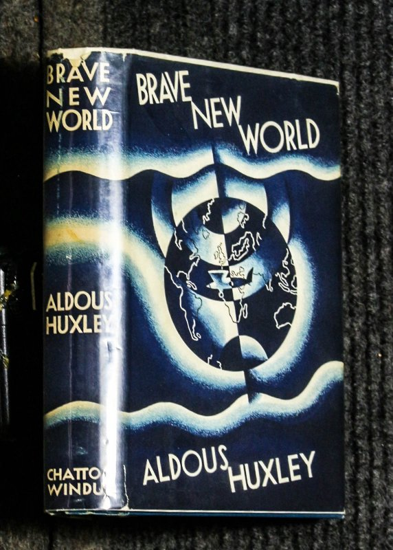 Image for Brave New World [ With Vibrant Original Jacket] 1st