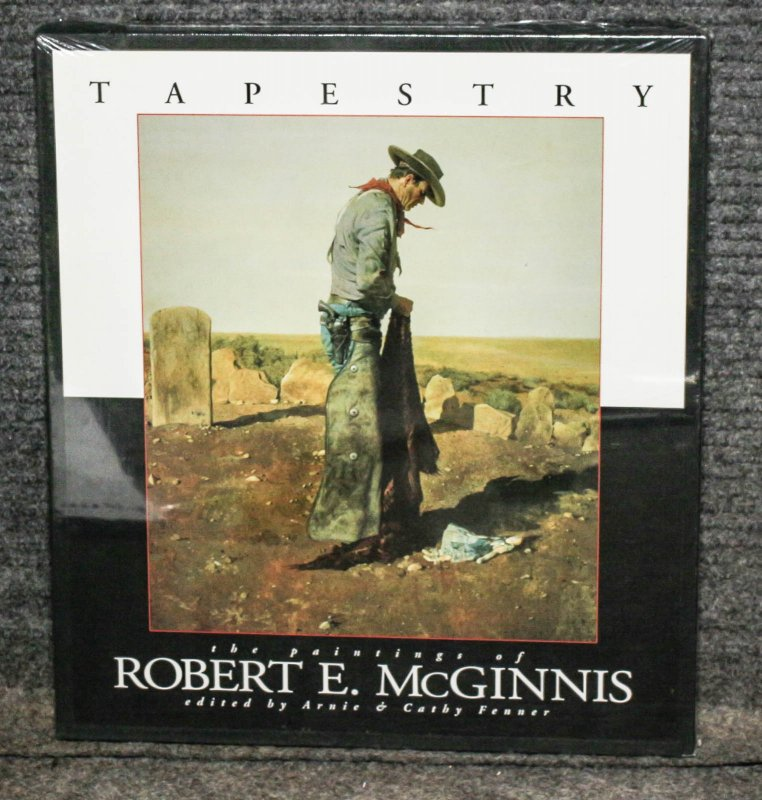 Image for Tapestry: The Paintings Of Robert E. Mcginnis LBC