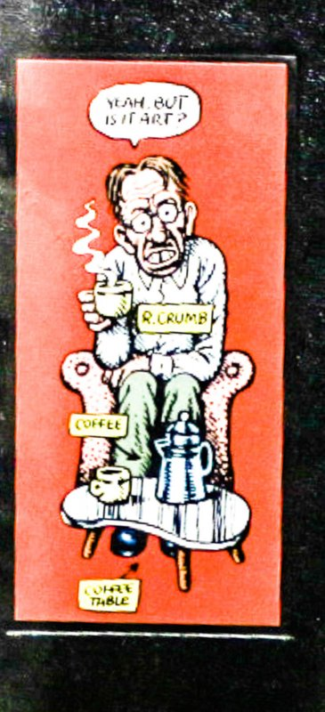 Image for The R. Crumb Coffee Table Art Book.