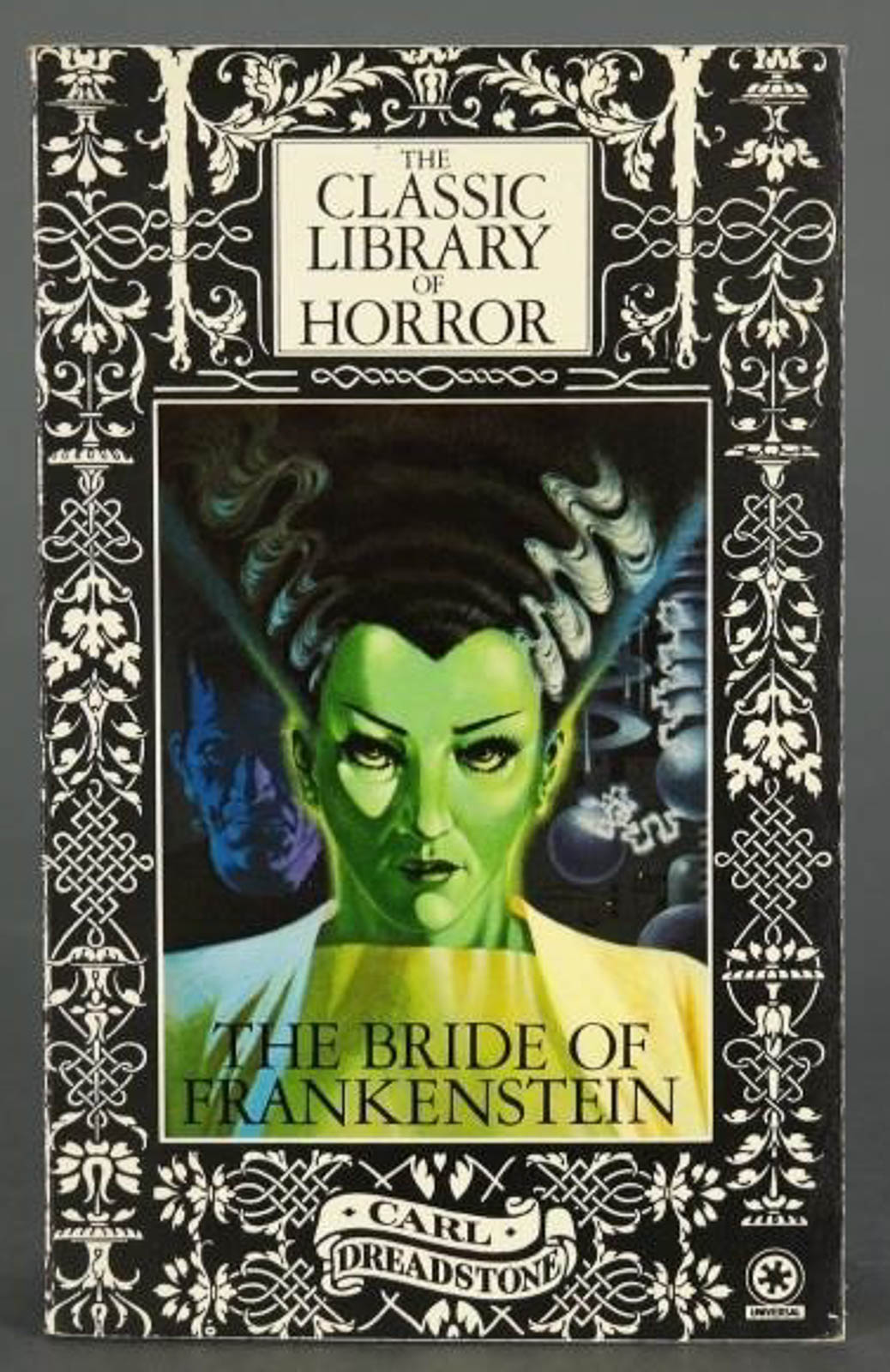 Image for The Bride Of Frankenstein Manuscripts And Novel. Archive Of Campbell, Ramsey. Signed By Him.