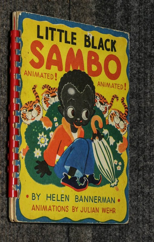 Image for Little Black Sambo