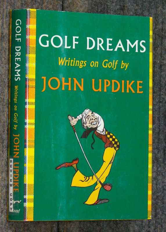 Image for Golf Dreams Writings On Golf [advance Review Copy]