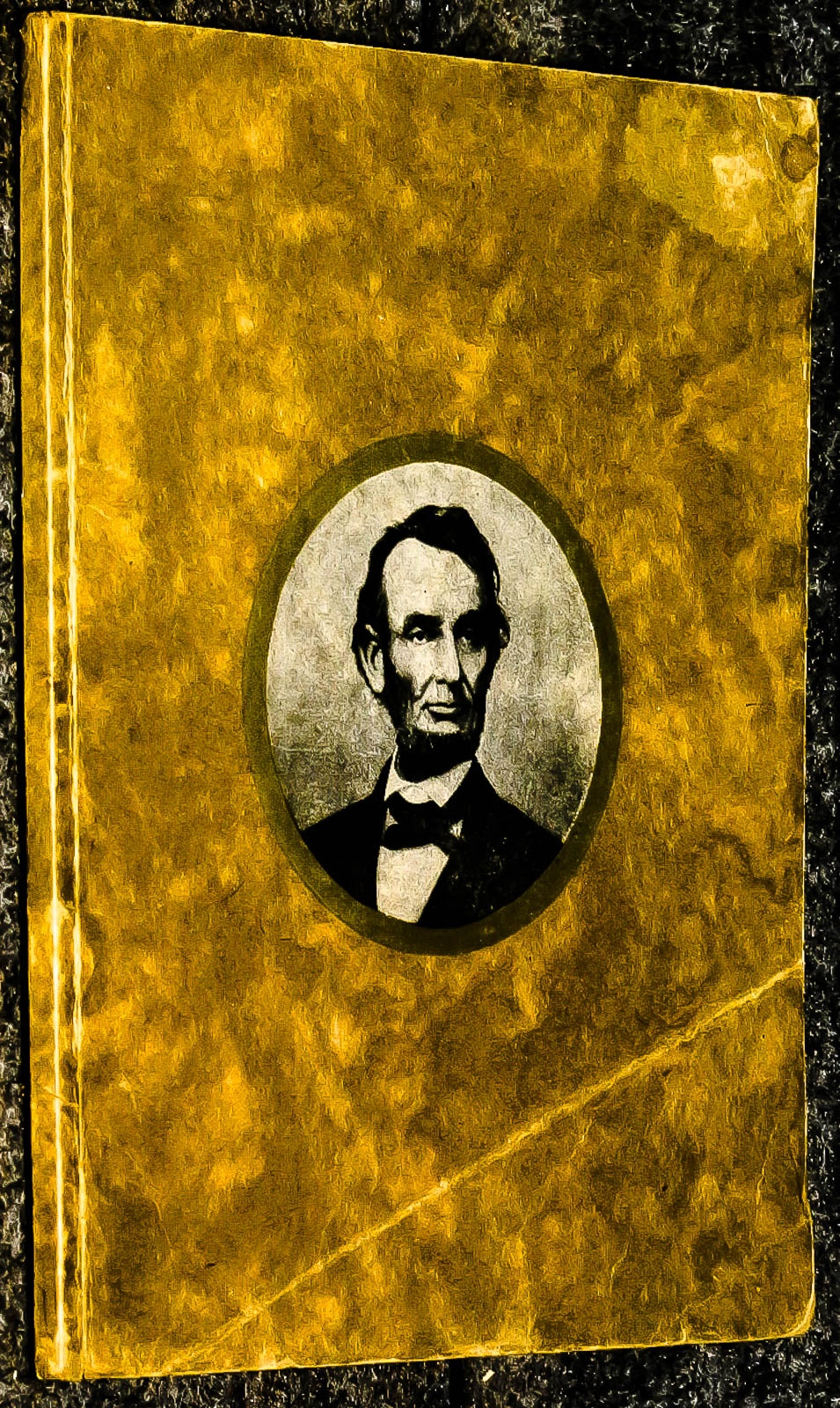 Image for { Lincolniana} Abraham Lincoln His Friendship For Humanity And Sacrifice For Others [signed And Dedicated By Oakleaf]