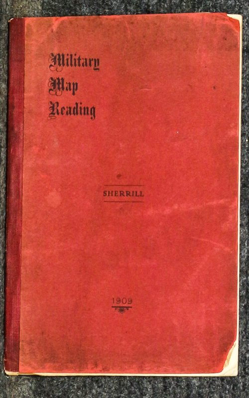 Image for Military Map Reading 1st Ed 10th Thousand, Folding Maps