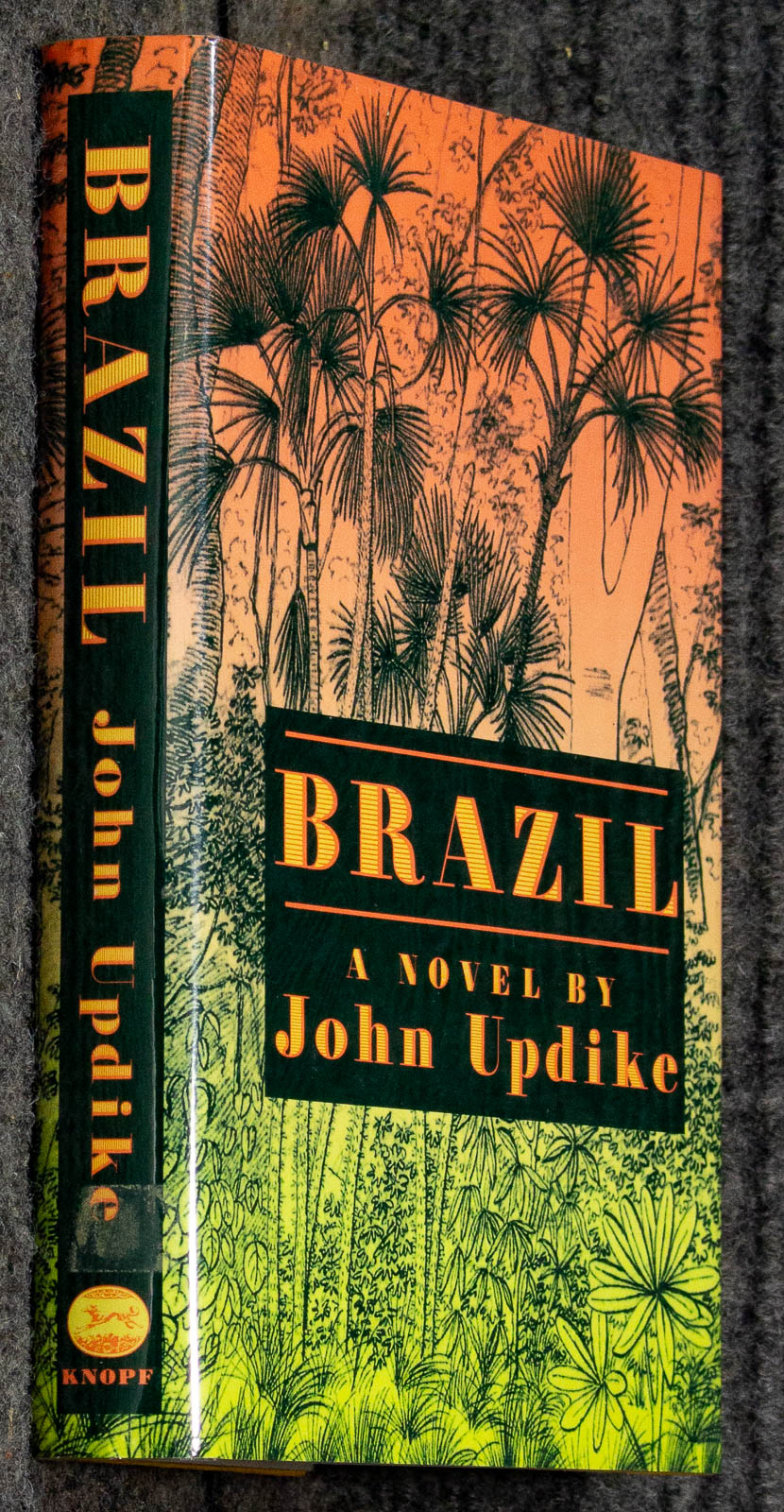 Image for Brazil (signed 1st Printing)