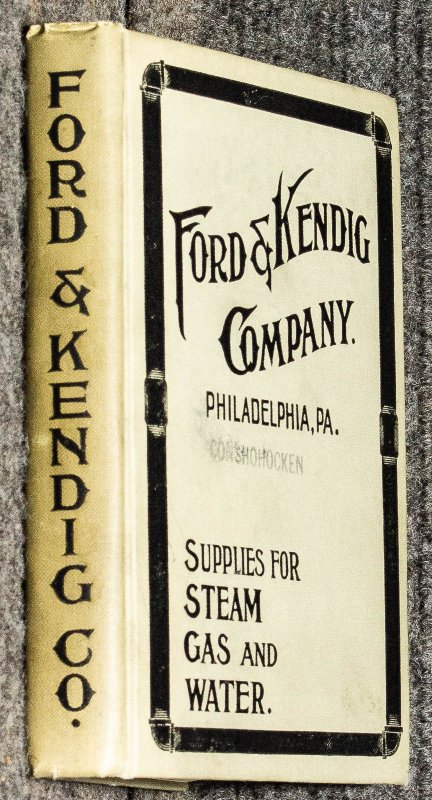 Image for Ford & Kendig Company Catalogue H Supplies For Steam, Gas And Water