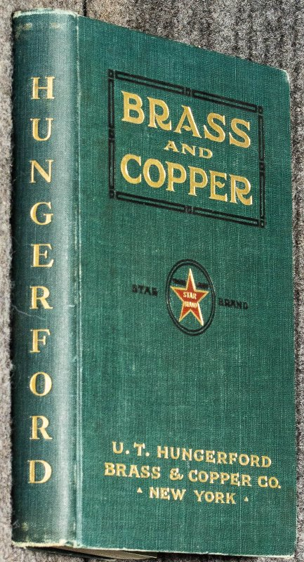 Image for U. T. Hungerford Brass & Copper Co