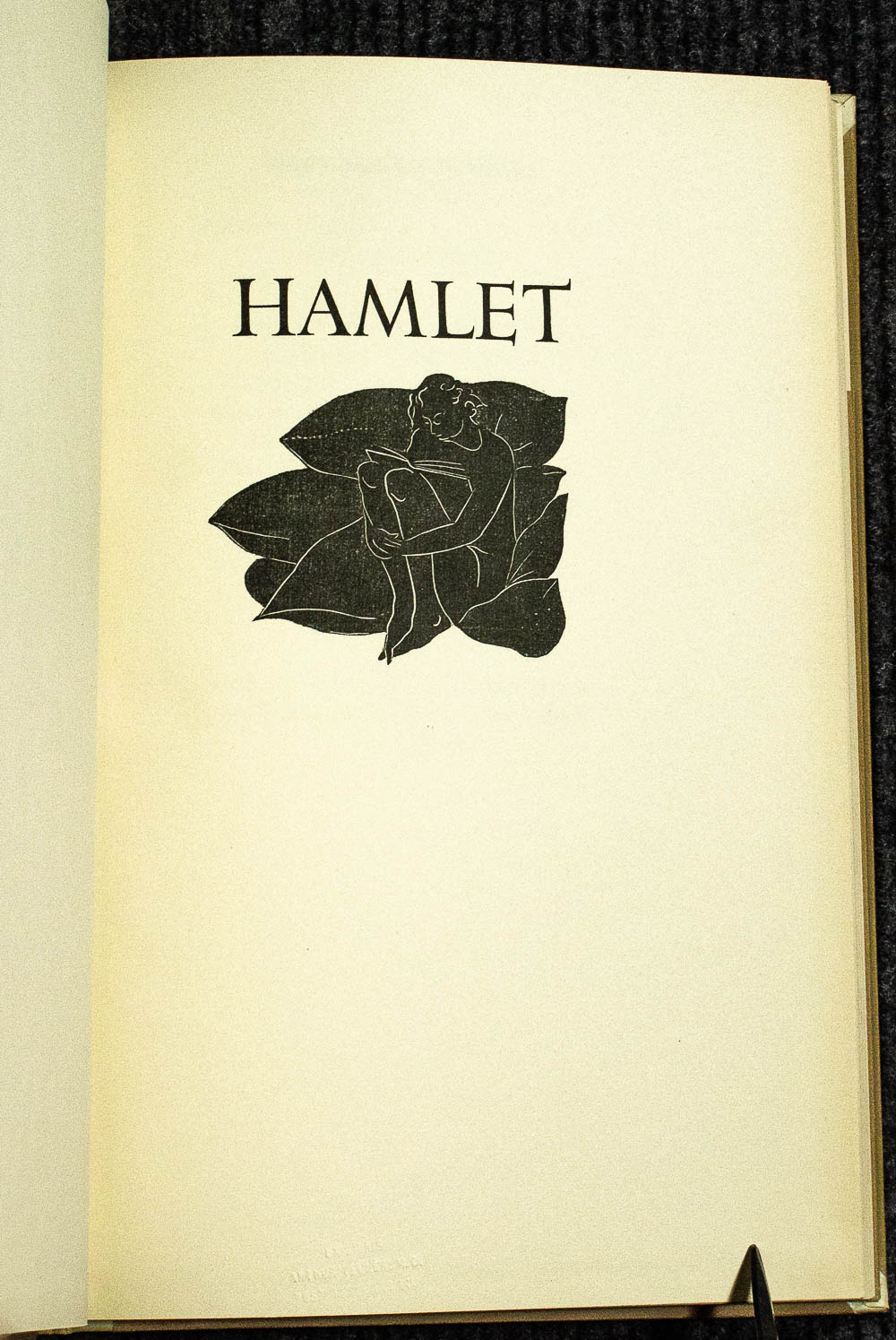 Image for Hamlet [1972 Facsimile By Cranach In Slipcase]