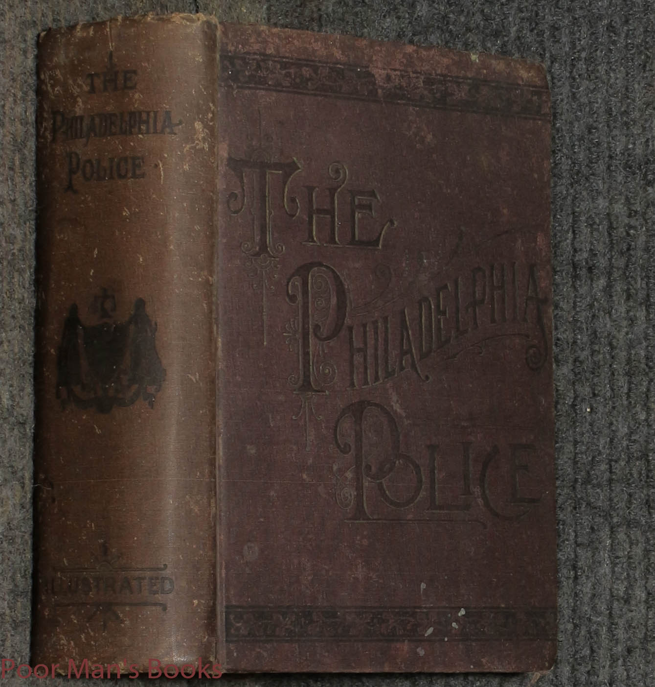 Image for Philadelphia Police, Past And Present 1887