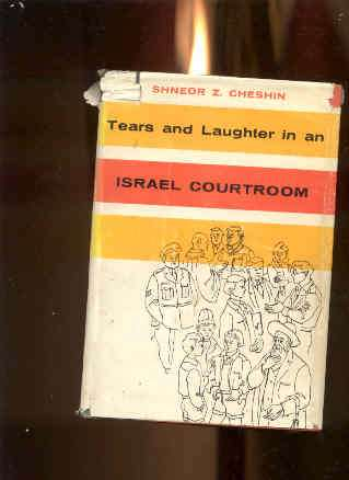 Image for TEARS AND LAUGHTER IN AN ISRAEL COURTROOM
