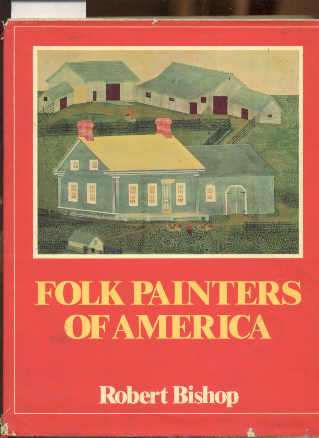 Image for FOLK PAINTINGS OF AMERICA