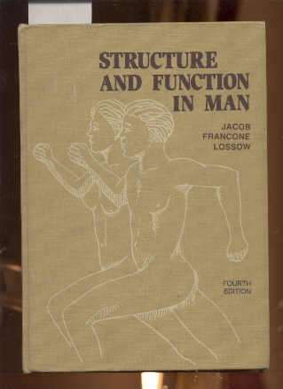 Image for STRUCTURE AND FUNCTION IN MAN