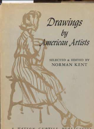 Image for DRAWINGS BY AMERICAN ARTISTS.