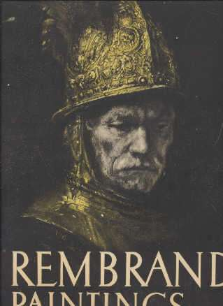 Image for REMBRANDT SELECTED PAINTINGS