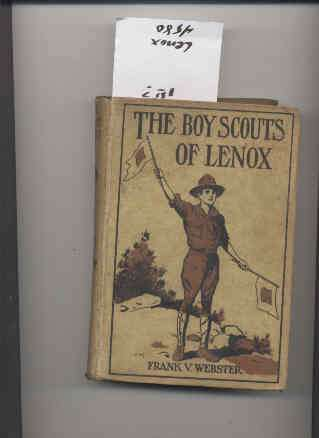 Image for THE BOY SCOUTS OF LENOX