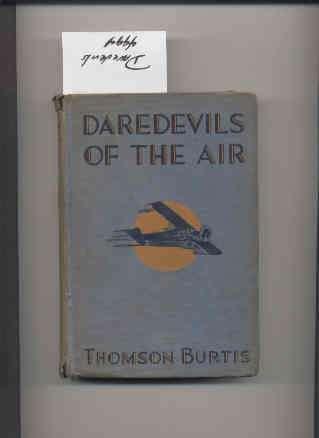 Image for DAREDEVILS OF THE AIR