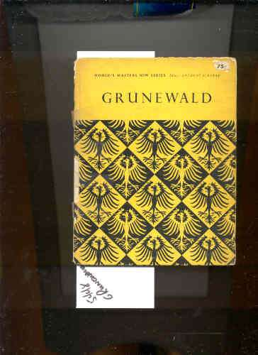 Image for GRUNEWALD - THE WORLD'S MASTERS NEW SERIES