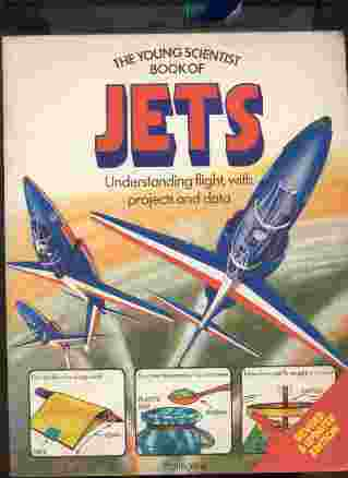 Image for THE YOUNG SCIENTIST BOOK OF JETS