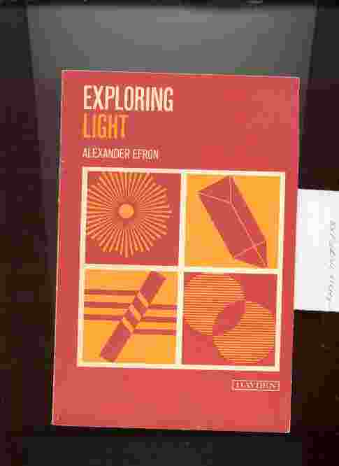 Image for EXPLORING LIGHT