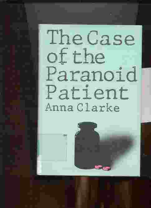 Image for THE CASE OF THE PARANOID PATIENT