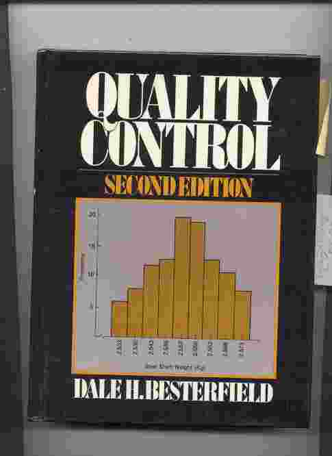 Image for QUALITY CONTROL : A PRACTICAL APPROACH
