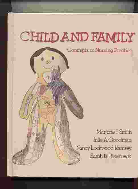 Image for CHILD AND FAMILY : CONCEPTS OF NURSING PRACTICE
