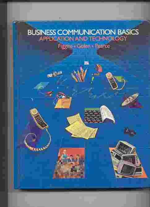 Image for BUSINESS COMMUNICATION: PRINCIPLES AND APPLICATIONS