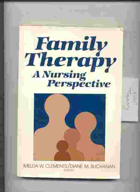 Image for FAMILY THERAPY A NURSING PERSPECTIVE