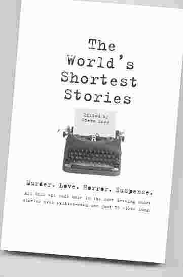 Image for THE WORLD'S SHORTEST STORIES