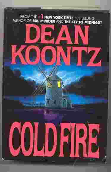 Image for COLD FIRE