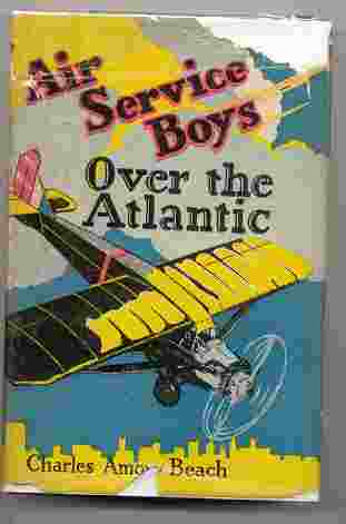 Image for AIR SERVICE BOYS OVER THE ATLANTIC