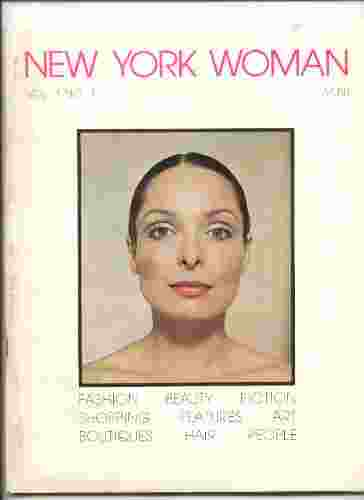 Image for NEW YORK WOMAN Vol 1 No. 1 1973