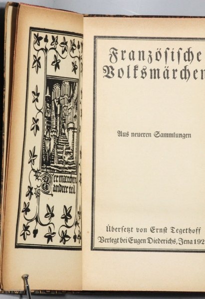 Image for FRANZOSISCHE WOLTSMARCHEN ( 2 VOLUME SET )   ( 2 Volume Set )