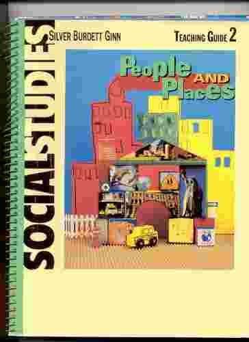 Image for PEOPLE AND PLACES Social Studies Teaching Guide 2