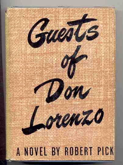 Image for GUESTS OF DON LORENZO
