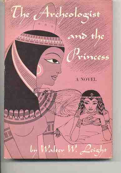 Image for The archeologist and the princess  A novel