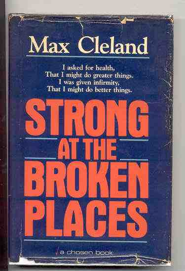 Image for STRONG AT THE BROKEN PLACES
