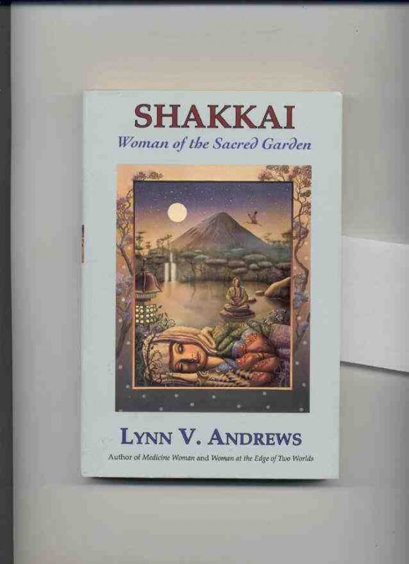 Image for SHAKKAI : WOMAN OF THE SACRED GARDEN