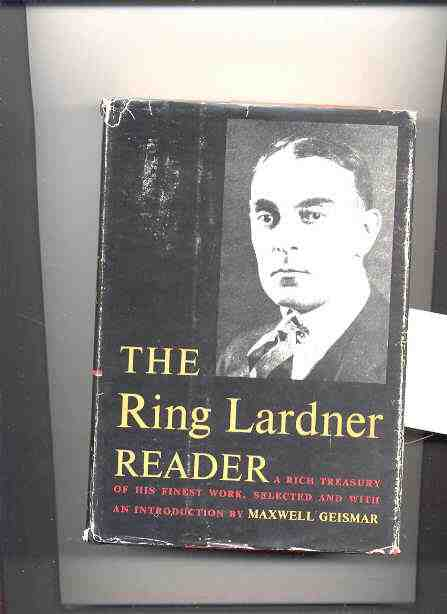 Image for The Ring Lardner Reader