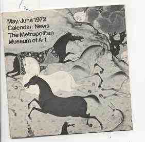 Image for MAY/JUNE 1972 CALENDAR/NEWS