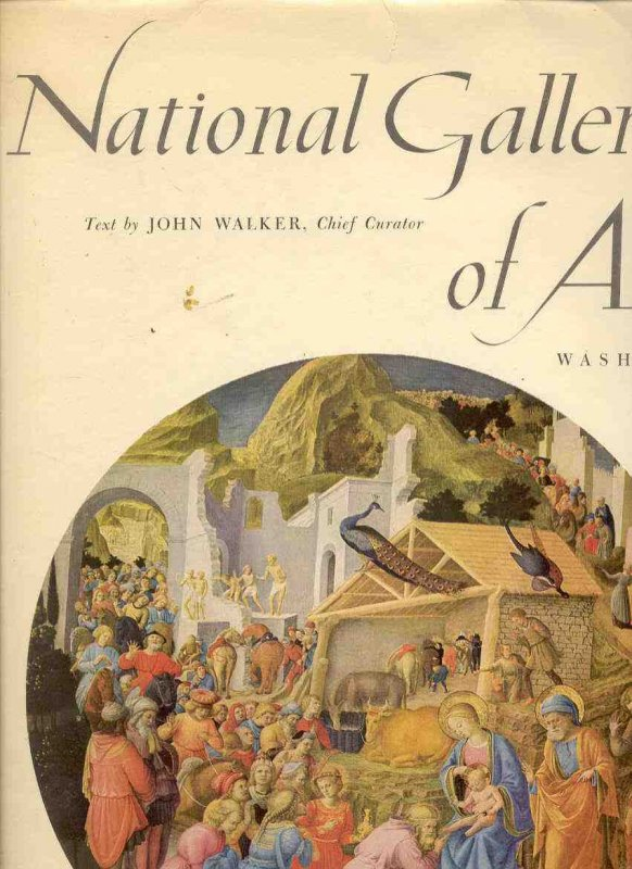 Image for NATIONAL GALLERY OF ART WASHINGTON