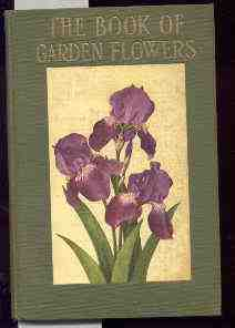 Image for THE BOOK OF GARDEN FLOWERS