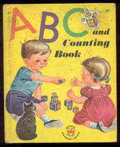 Image for ABC AND COUNTING BOOK