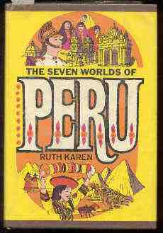 Image for THE SEVEN WORLDS OF PERU
